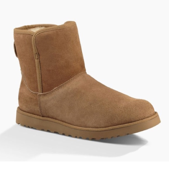 ce808e7c5c6 NEW UGG CORY CHESTNUT Water Resistant💦 NWT